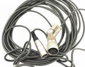 Mikrofonkabel mit Swifel für Neumann Röhrenmikrofone