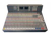 Calrec M3 Mini Mixer | small analog 26/8/2 channel desk