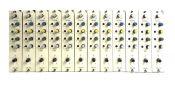 Neumann SKC stereo Aux-Send, Pan, Eingangswahl Set. | Danner 10-Kanal