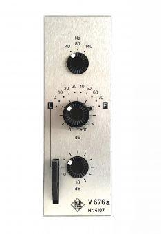 Telefunken V676a mic preamp | refurbished