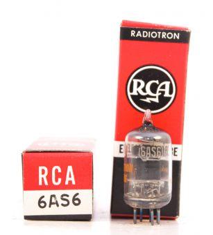 RCA 6AS6