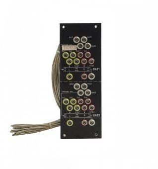 Lemo Series 0S Steckfeld für Bastelprojekte mit wenig Platz  | 30 Lemo Stecker | SF217