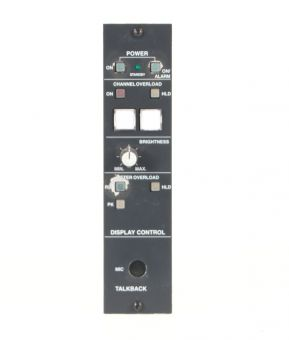 STUDER D950S display control panel 1.950.655.00