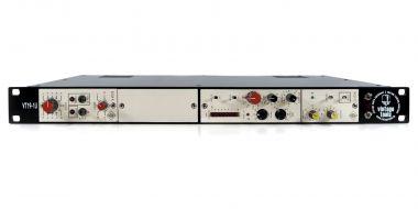 VT19-1U  V476B | Blindplatte | U473A | white