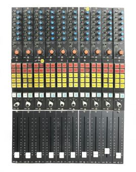 ANT 10-ch DIY mixer bundle | aux, routing, fader