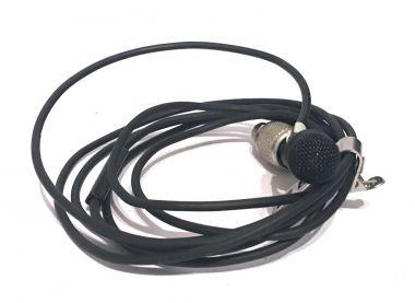 SENNHEISER Ansteckmikrofon MKE 2-2R mit Windkorb und Klammer