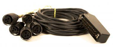 Großtuchel-Siemens Multicore Kabel