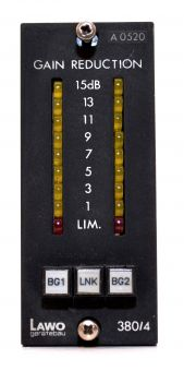 Lawo 380/4 stereo GRM