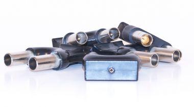 HF 13 Brückenstecker für Videosignale (5 Stück )