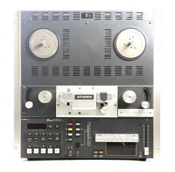 STUDER A810 2-Spur Bandmaschine | überholt