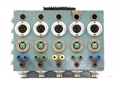 Studiobox, Stagebox | 5-channel type 2 (blue)