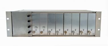 TELEFUNKEN V672 preamp rack | loaded