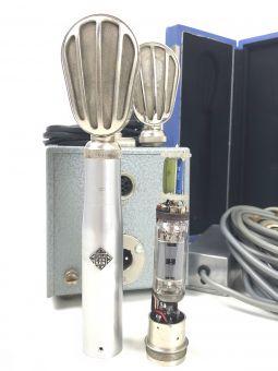 Telefunken Ela M921 Röhrenmikrofon | Schoeps M201