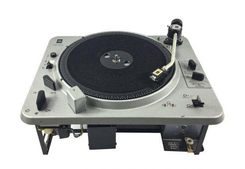 EMT 930st Plattenspieler mit 929 und TSD15   restauriert