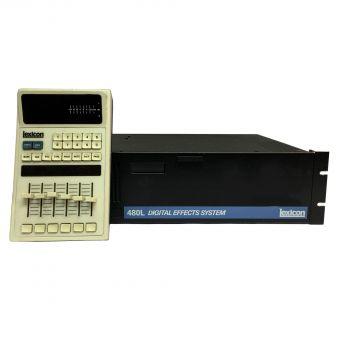 Lexicon 480L Reverb