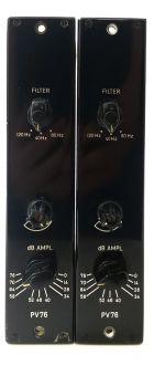 2x Neumann PV76 Mikrofonverstärker