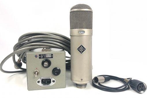 Neumann U47 | Vintage Röhrenmikrofon | verkauft