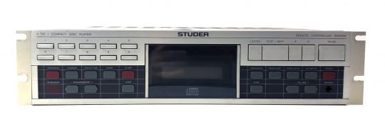 STUDER A725 CD-Player | 100% in Ordnung