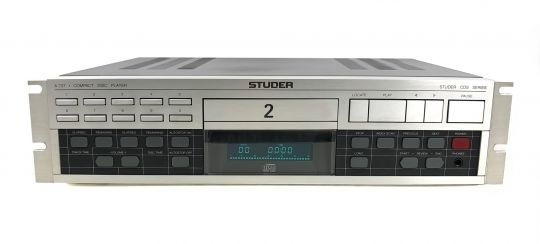 STUDER A727 CD-Player