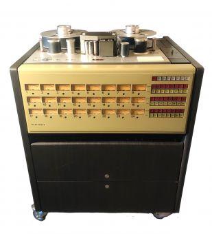 "Telefunken M15A 24-Spur 2"" Bandmaschine | Läuft!"