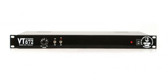 VT672 Telefunken Mikrofonvorverstärker | mono