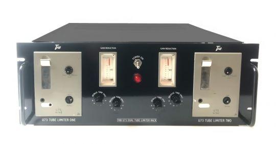 Stereo TAB U73 Röhrenkompressor   VTCR