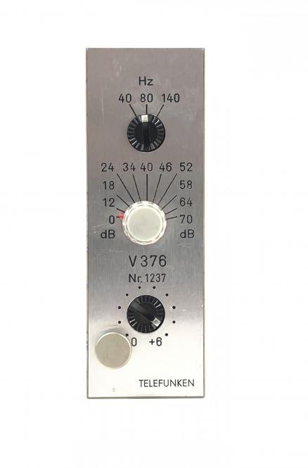 TAB V376 mic preamp | Telefunken branded