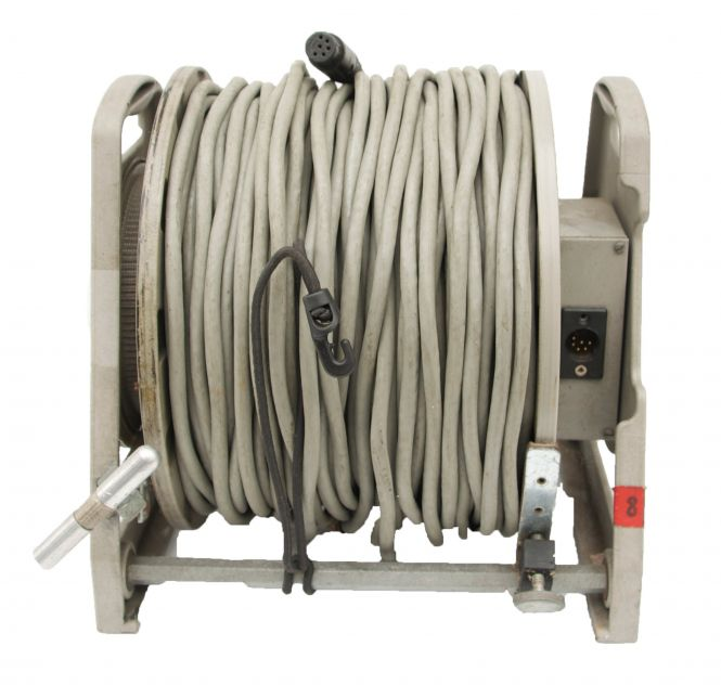 Schill cabledrum A380 with 6-pin XLR cable