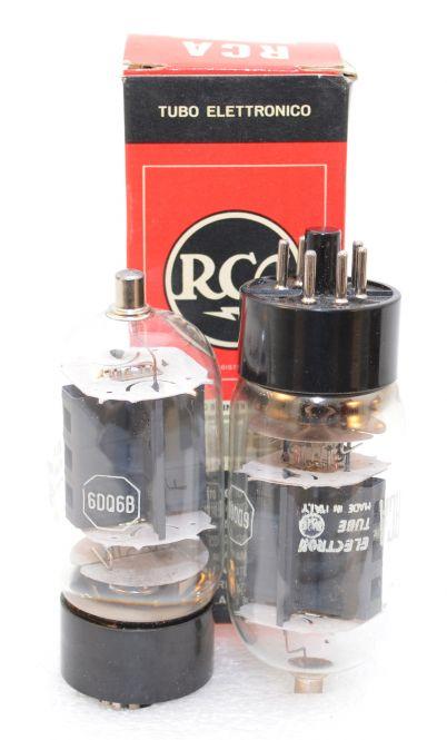 RCA 6DQ6B