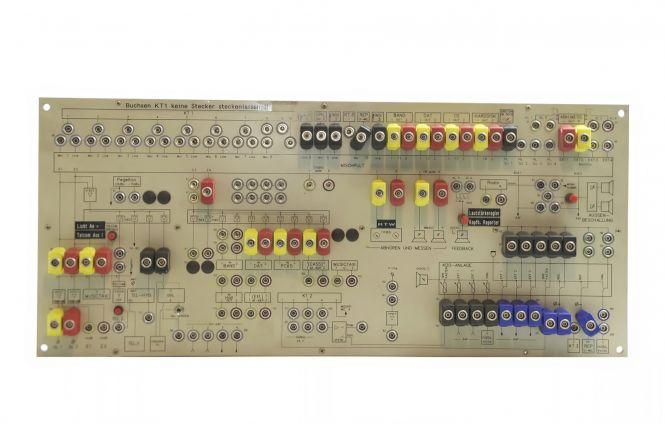 Lemo Series 0S audio patchbay. 205 Lemo inputs   including 50 bridge connectors   SF210
