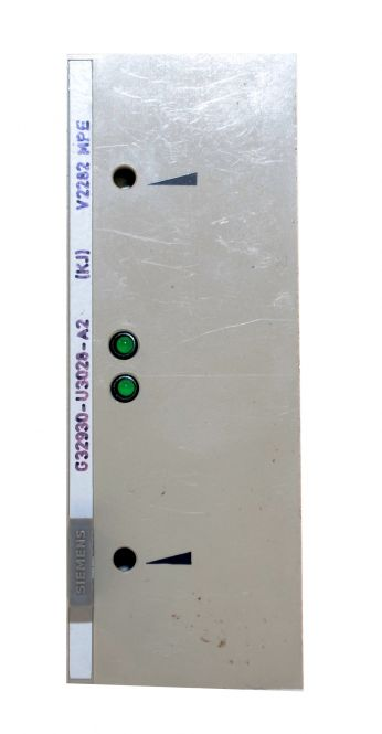Siemens V2282 MPE