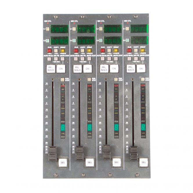 STUDER D950S channel faders  1.950.705.00
