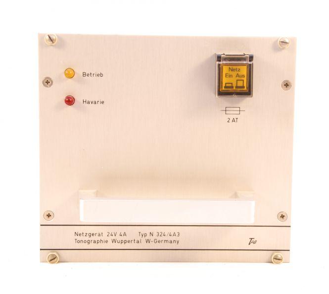 TAB Netzgerät Typ N 324/4A3