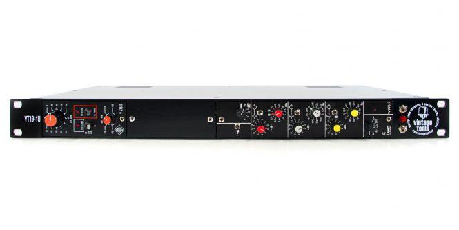VT19-1U  V476B | Blindplatte | W995/7