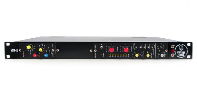 VT19-1U  V676b | Blindplatte | BKE4