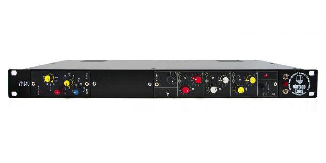 VT19-1U  V676b | Blindplatte | MK3
