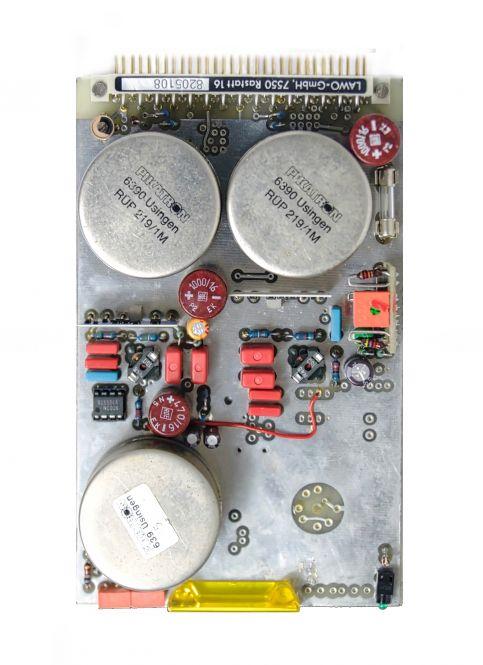 Lawo V982/6 Verteilverstärker