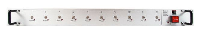 Calrec External Auxiliary Limiters RD3555