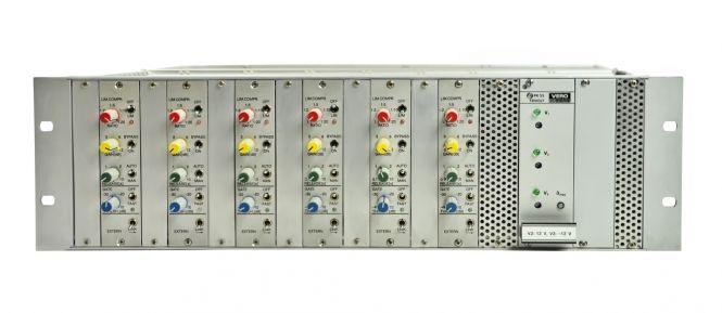 EMT / abe 6x Kompressor Limiter Rack