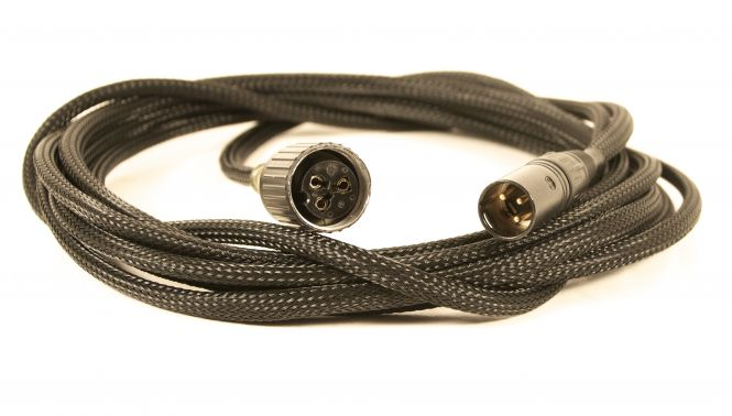 vintage mic cable. 3-pin Großtuchel to XLR