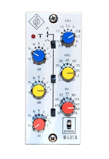 Neumann W491A | weiss