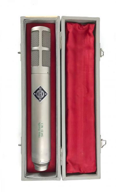 Neumann SM23 | Vintage stereo Röhrenmikrofon