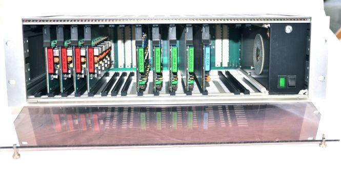 NTP 377-200 32-Channel PPM | empty frame