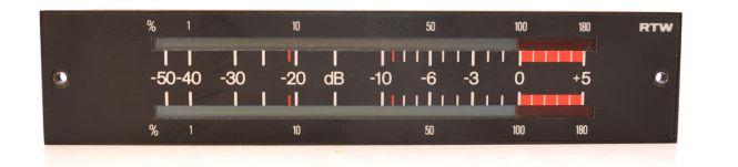 RTW 1113E analoges Stereometer