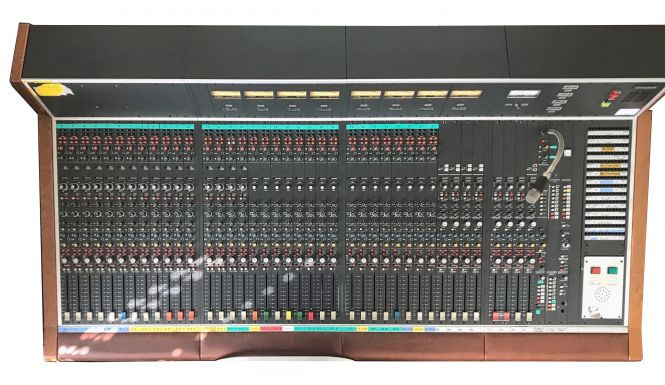 STUDER 963 48/4/4 analog Mischpult