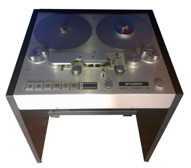 STUDER A80 Bandmaschine | überholt