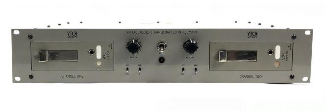 VTCR custom rack V72 | V72