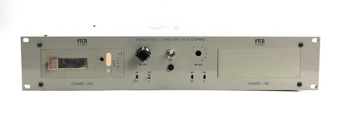 VTCR custom rack V72 | mono