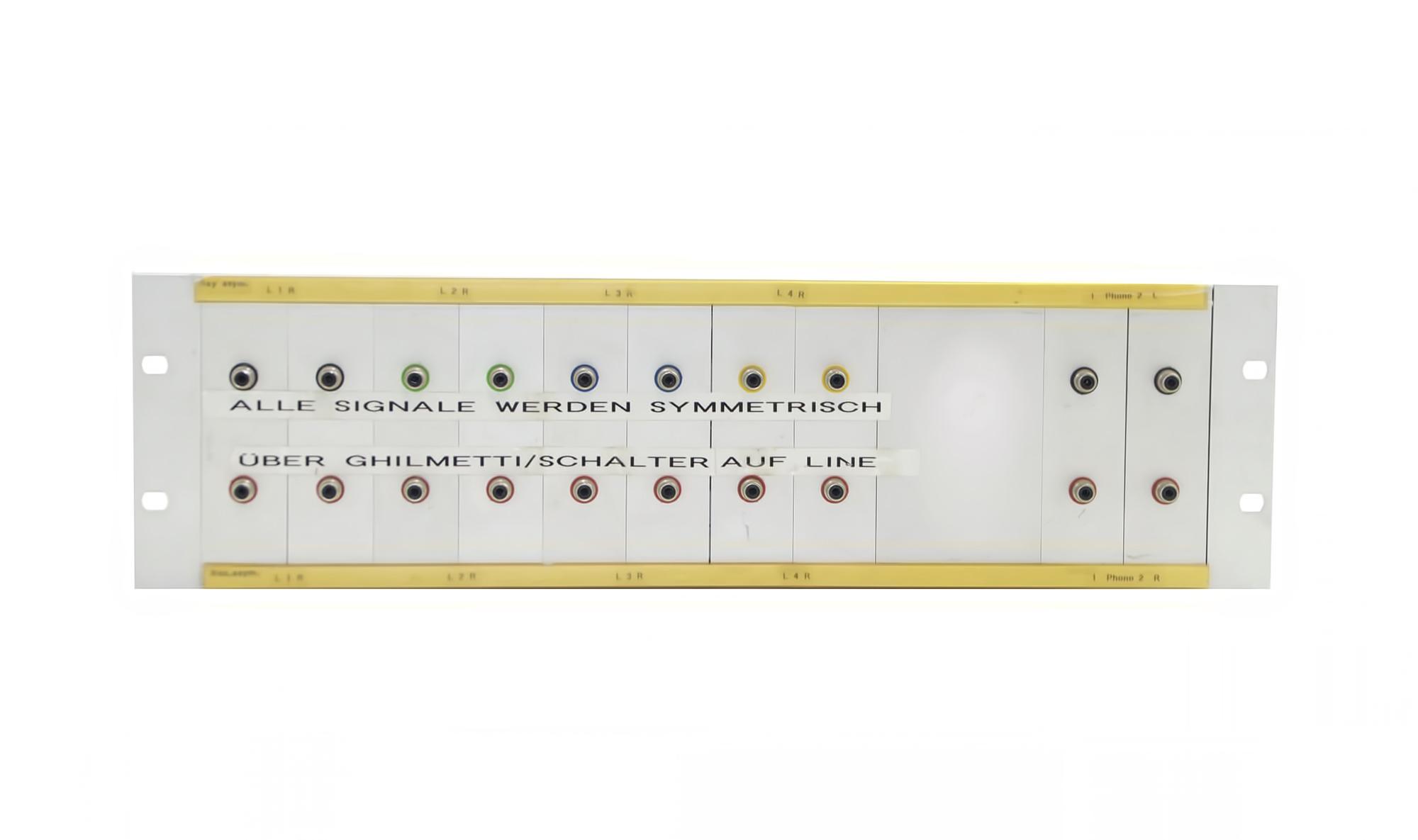 Rca Patch Bay On Board Studio B Tascam Pb 32r W Sk1 Getlofi Circuit Bending Synth Diy Vintagetools Shop 19 Inch 3ru Patchbay 20x Unbalanced To One